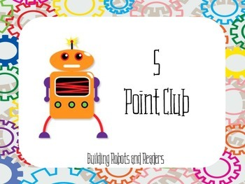 AR Point Club Robot Theme