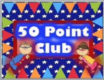 A.R. Point Clubs