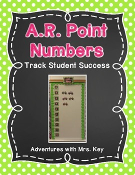 A.R. Point Numbers-Track Student Success