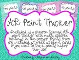 AR Point Tracker