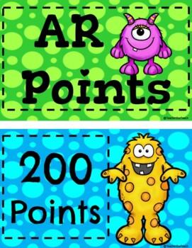 AR Points Clipchart
