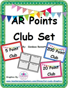 AR Points Club Set