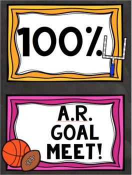AR Points Tracker-- Sports Themed