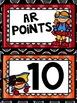 AR Points Tracker  Superhero Themed