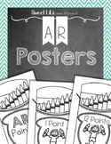 Crayon Themed AR Posters