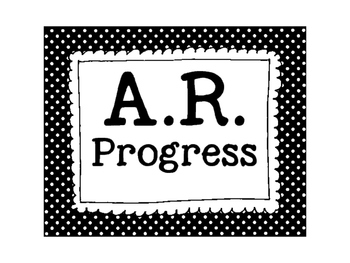 AR Progress Chart