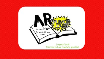 AR Punch Cards!