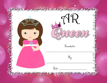 AR Queen pink1