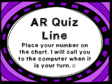 AR Quiz Line FREEBIE