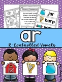 AR R-Controlled Vowels
