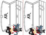 AR- R-controlled vowel sort