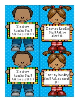 AR Reading Goals and Incentives