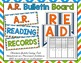 AR Reading Packet - Accelerated Reader Logs, Bookmarks, Point Clubs, More!