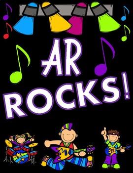 AR Rocks Goal Recording Form