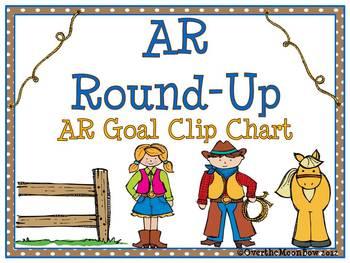 AR Round–Up AR Goal Chart