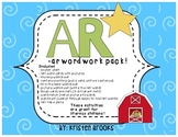 AR Sound Literacy Activities Pack!