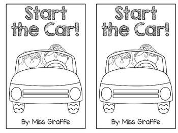 AR Sound Reader: Start the Car
