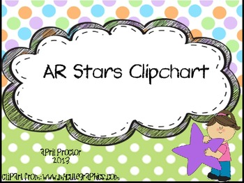 AR Stars Polka Dot Version *EDITABLE*