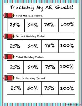 AR Student Goal Tracker
