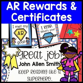 AR Superheroes