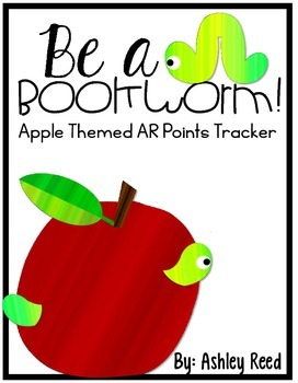 AR Tracker : Apple Themed