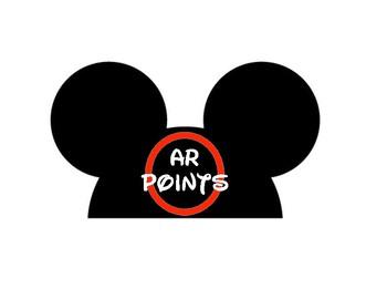 AR Tracker Mickey Mouse