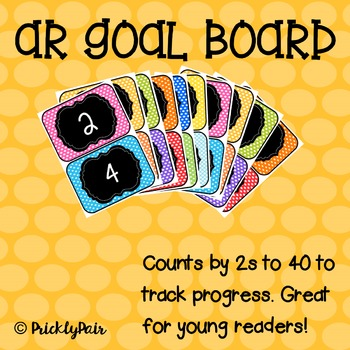 AR Board Point Tracker Counting by 2s