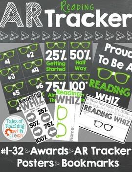 AR Tracker - Reading Tracker