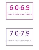 AR Tub Labels