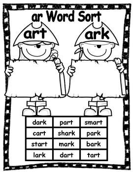 AR Word Sort