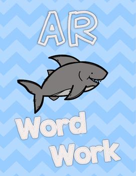 AR Word Work Bundle