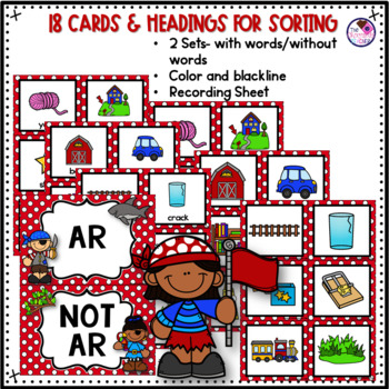 AR Word Work and Activities