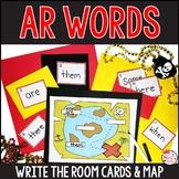 Bossy R: Pirate AR Word Work