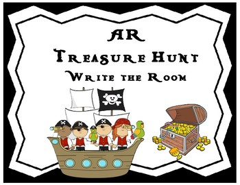 AR Write the Room Treasure Hunt