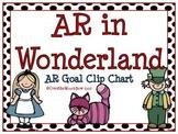 AR in Wonderland ~ AR Goal Chart