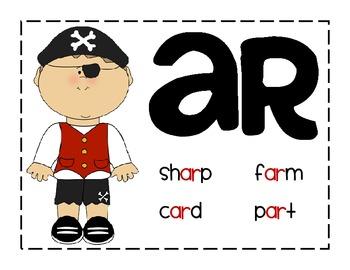 AR pirate anchor chart
