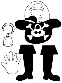 AR sound word pirate