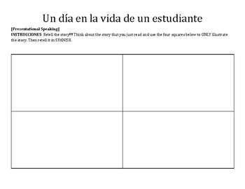 AR verb practice for Spanish 1