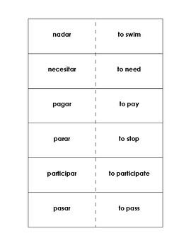 Auténtico 1: AR verbs game - Demasiado lento