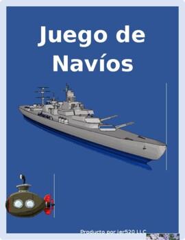 Verbos con AR (AR verbs in Spanish) Batalla Naval Battleship game