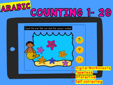 ARABIC numbers DIGITAL WORK (distance learning)