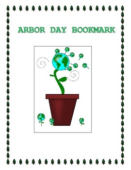 ARBOR DAY- Word Search and Double Puzzle with Hidden Message