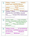ARC Accountable Talk Cards