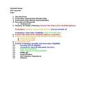 ARC Agenda Template