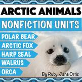 Arctic Animals Unit Bundle