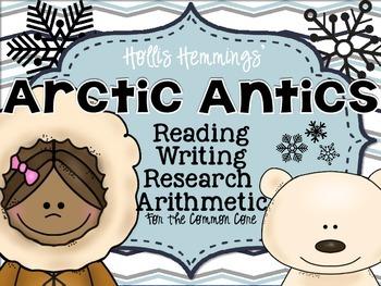 ARCTIC ANTICS Reading Writing Research Arithmetic