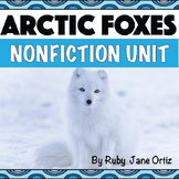 All About Arctic Foxes Nonfiction Animal Writing