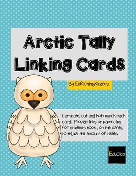 TALLIES 1-20- ARCTIC LINKING CARDS