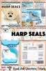 All About Harp Seals Nonfiction Unit