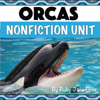 All About Orcas Nonfiction Unit